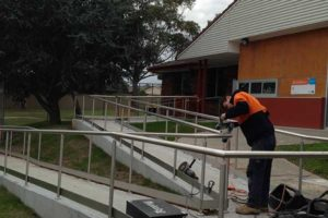 04 Handrails and Balustrades Billanook College Mechcon IMG_5108