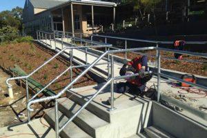 05 Handrails and Balustrades Billanook College Mechcon IMG_6861