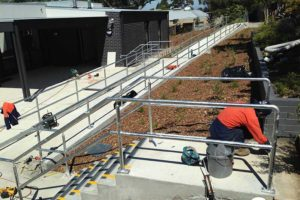 07 Handrails and Balustrades Billanook College Mechcon IMG_6863