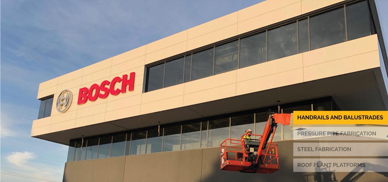 01-Hero-Slider-bosch-mechcon-case-study-balustrade-handrails-pressure-pipe-fabrication-steel-roof-plant-platforms-melbourne-victoria-1200x600px