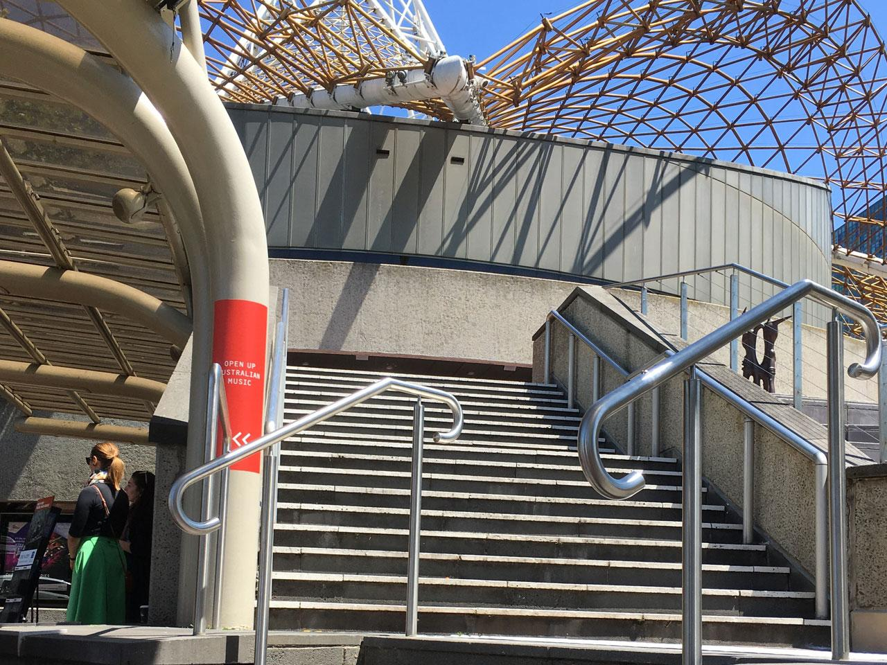 NEW-HANDRAILSTGSI-Mechcon-Handrails-and-Balustrades-Melbourne-Victoria-Arts-Centre-Melbourne