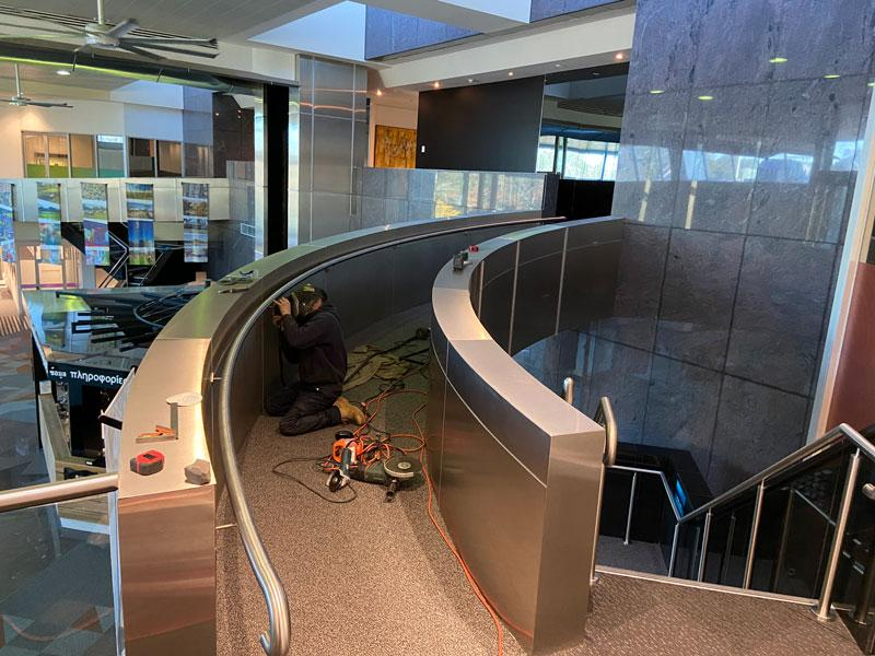 City-of-Whittlesea-Civic-Centre-Handrail-and-Disable-Access-DDA-Upgrade-Project-IMG_3953
