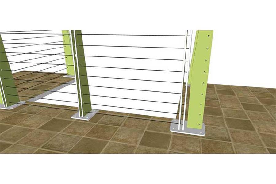 01-Handrails-and-Balustrades-Melbourne-Hand-Rail-Design-Inner-corner-detail