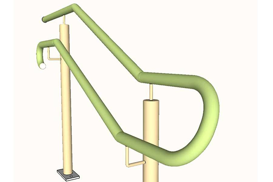 11-Handrails-and-Balustrades-Melbourne-Hand-Rail-Design-Steps-A-(2)-3D