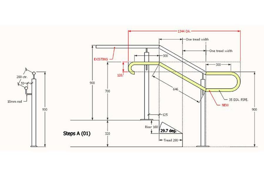 13-Handrails-and-Balustrades-Melbourne-Hand-Rail-Design-Steps-A-(O1)