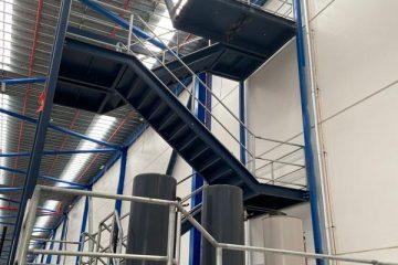 mechcon-steel-fabrication-handrails-balustrades-roof-plant-platforms-IMG_3265