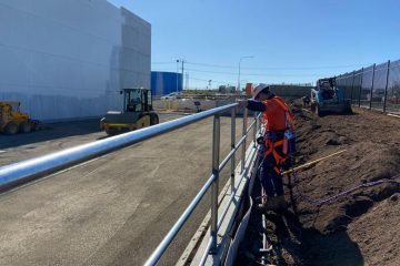 mechcon-steel-fabrication-handrails-balustrades-roof-plant-platforms-IMG_3700